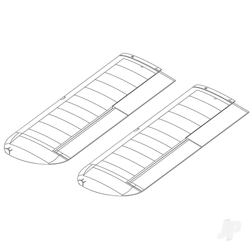 FunCub XL Wing Set 224433