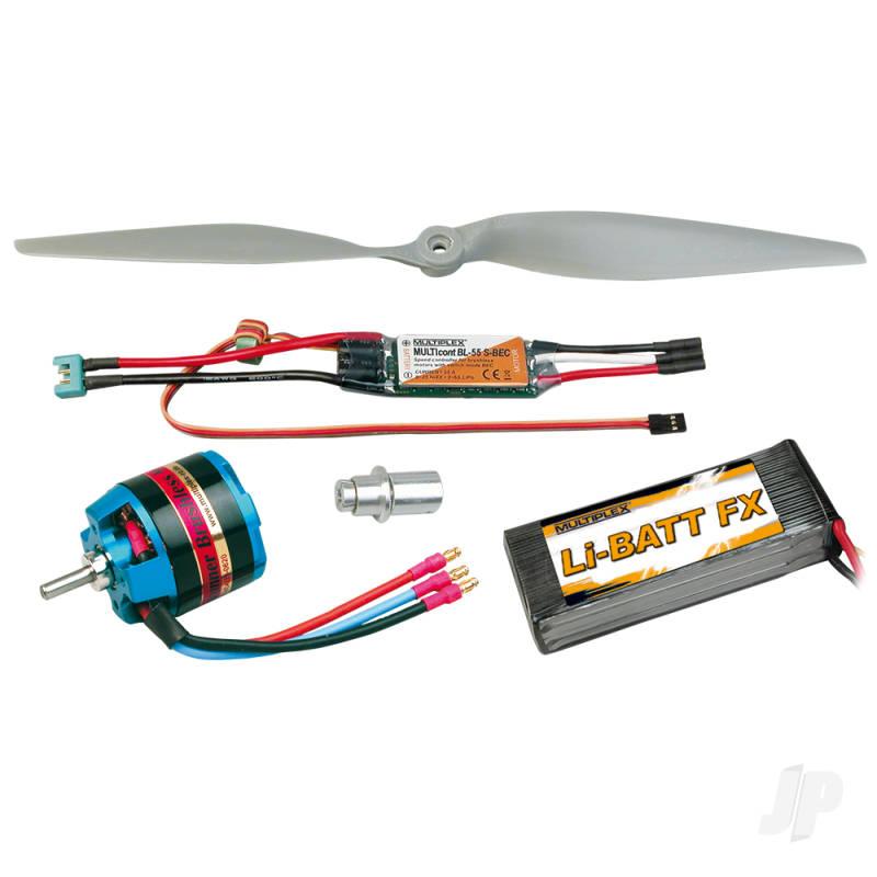 Power Set Tucan-Tuning S_BEC Li. 333664