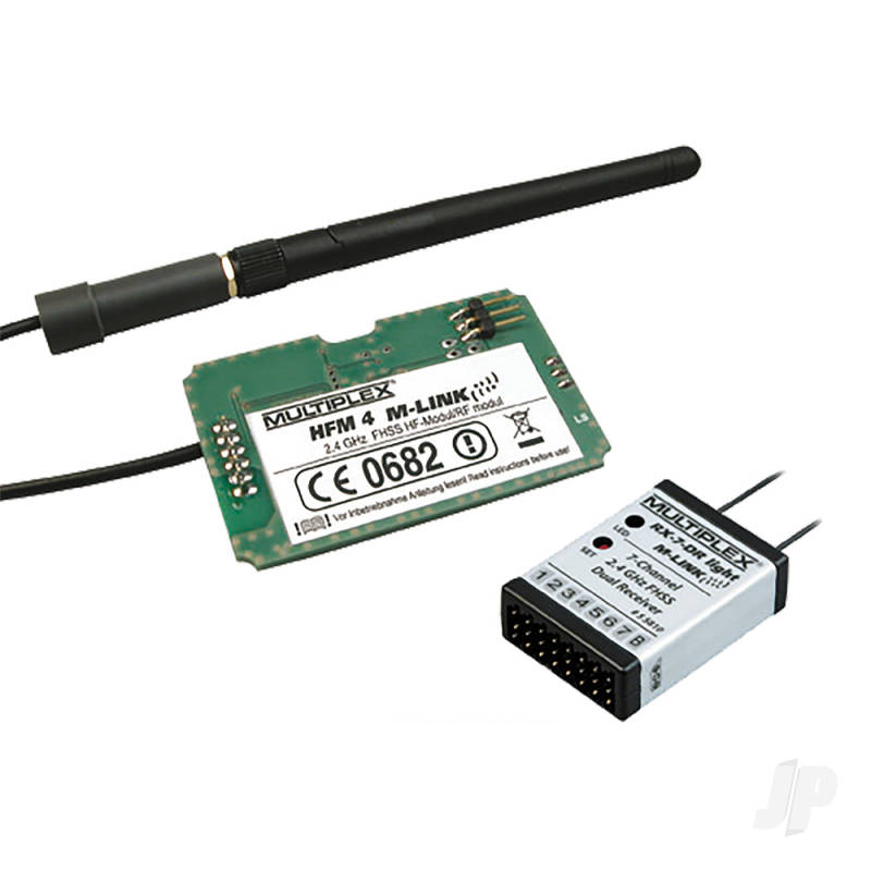Combo HFM4 M-LINK with RX-7-Dr Light M-LINK 45653