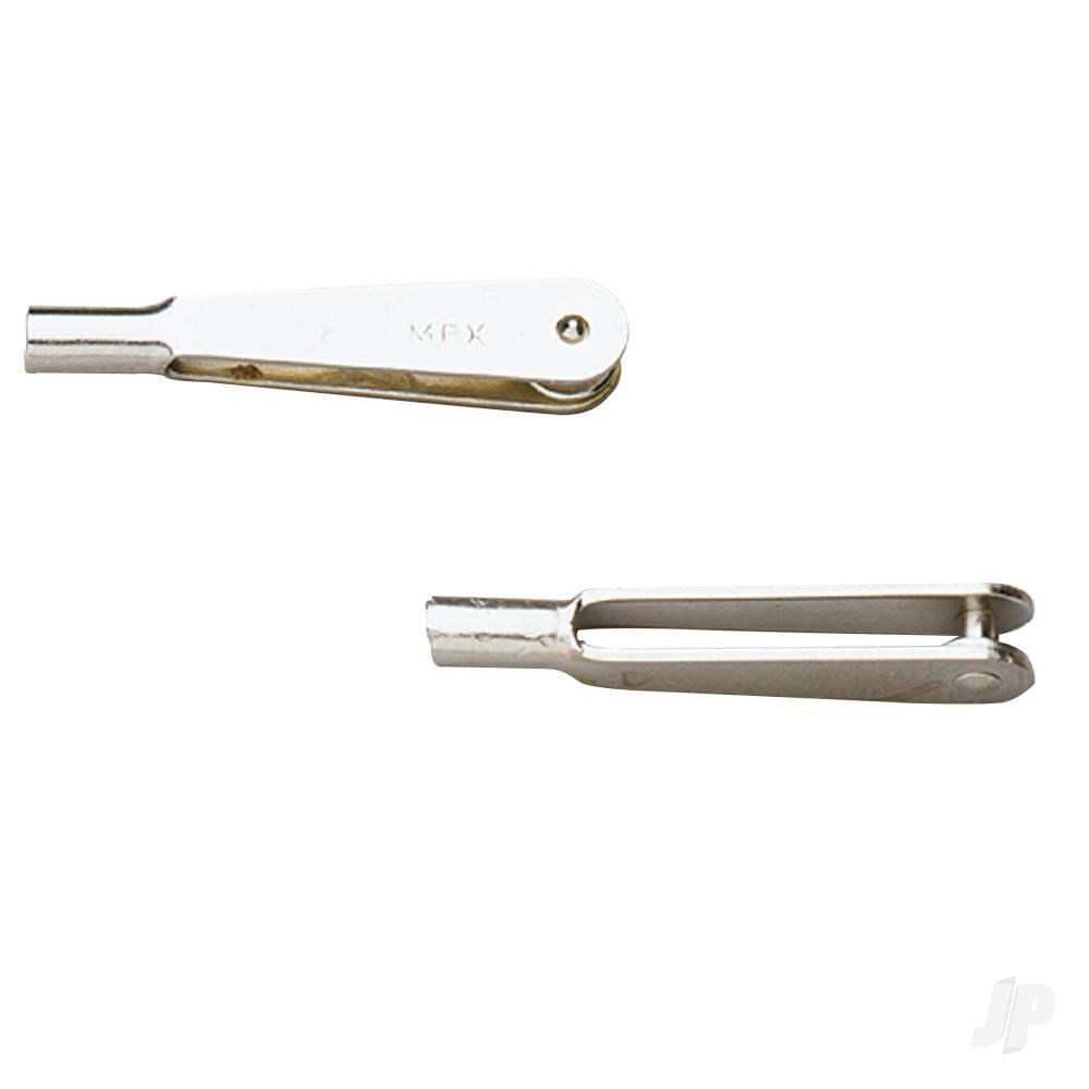 Metal Clevis M2.5 10pcs 702023