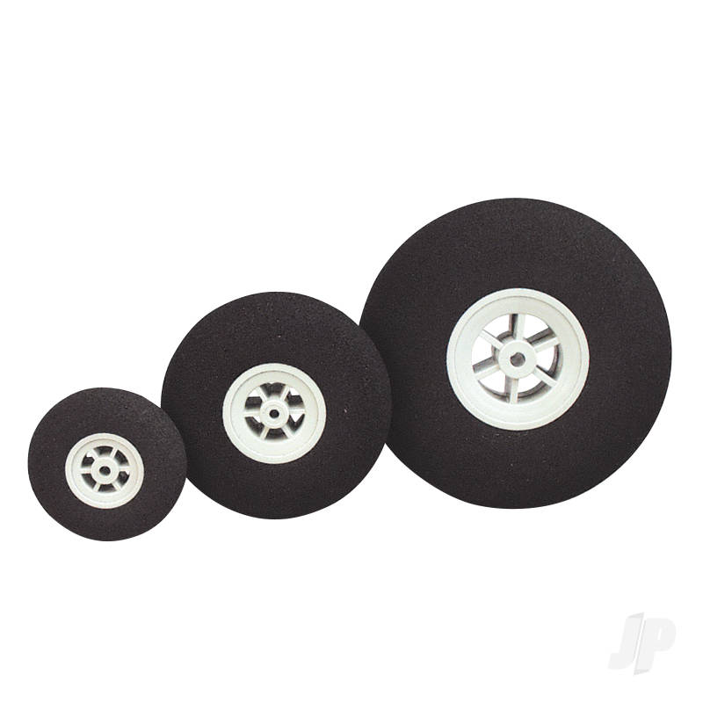 Super-Light Foam Wheels 72mm (1 Pair) 733202