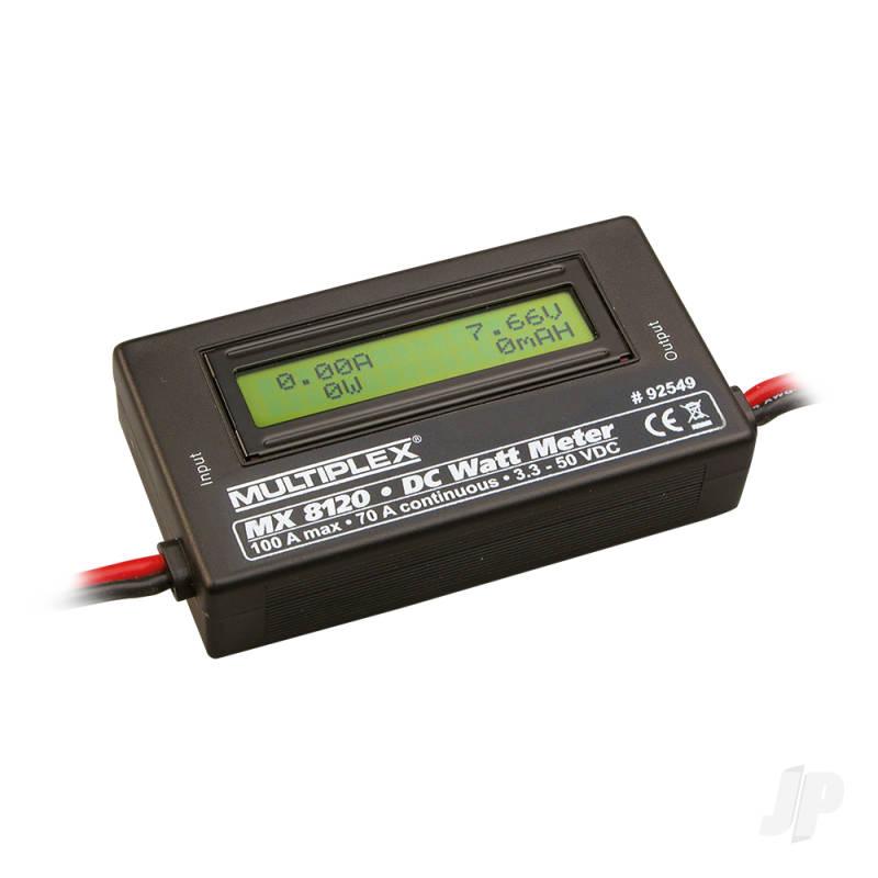 Watt-Meter Mx 8120 92549