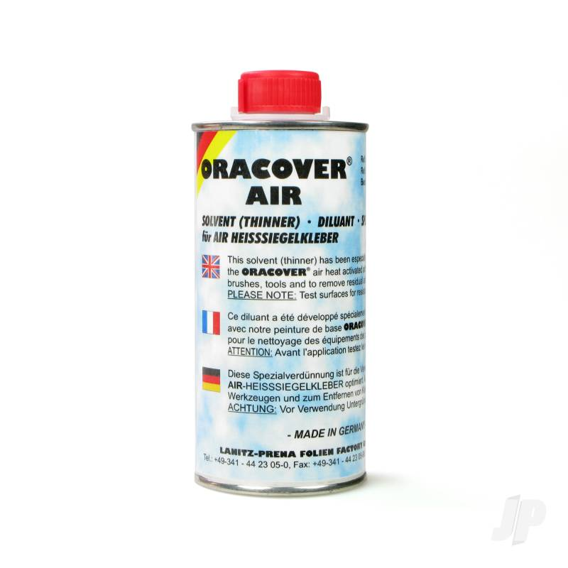 Oracover Thinners (For 0961) (0962) 250ml
