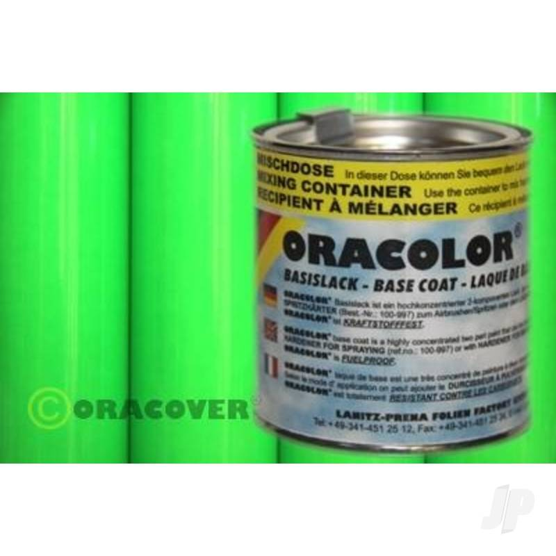 Oracolor Fluorescent Green (121-041) 160ml