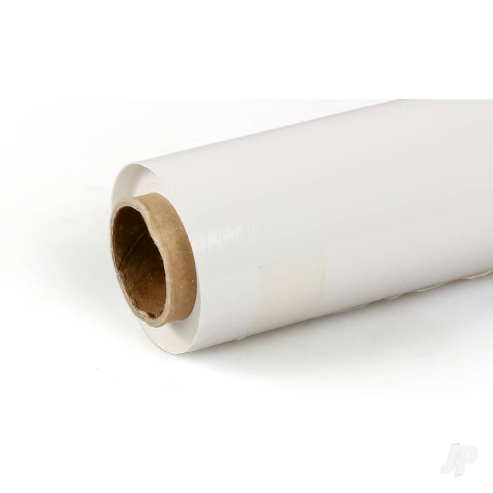 10m Oracover White (10)