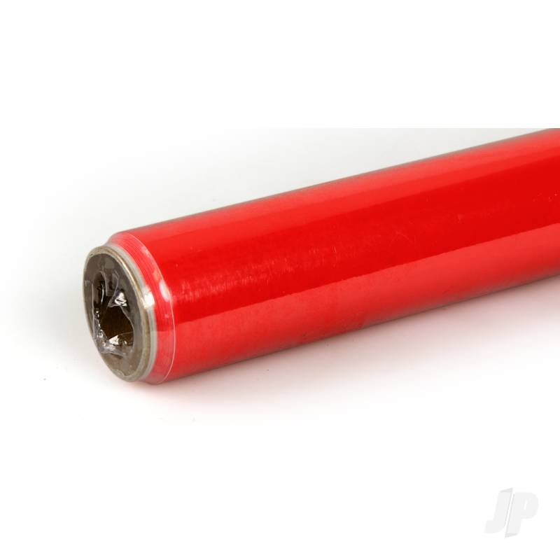 2m Oracover Fluorescent Red (21)