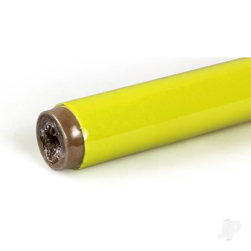 2m Oracover Fluorescent Yellow (31)