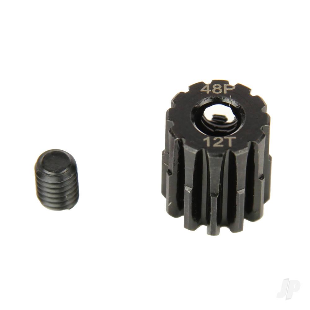 Pinion Gear, 48P, Steel 12T