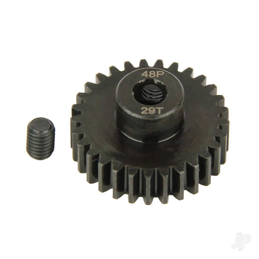 Pinion Gear, 48P, Steel 29T