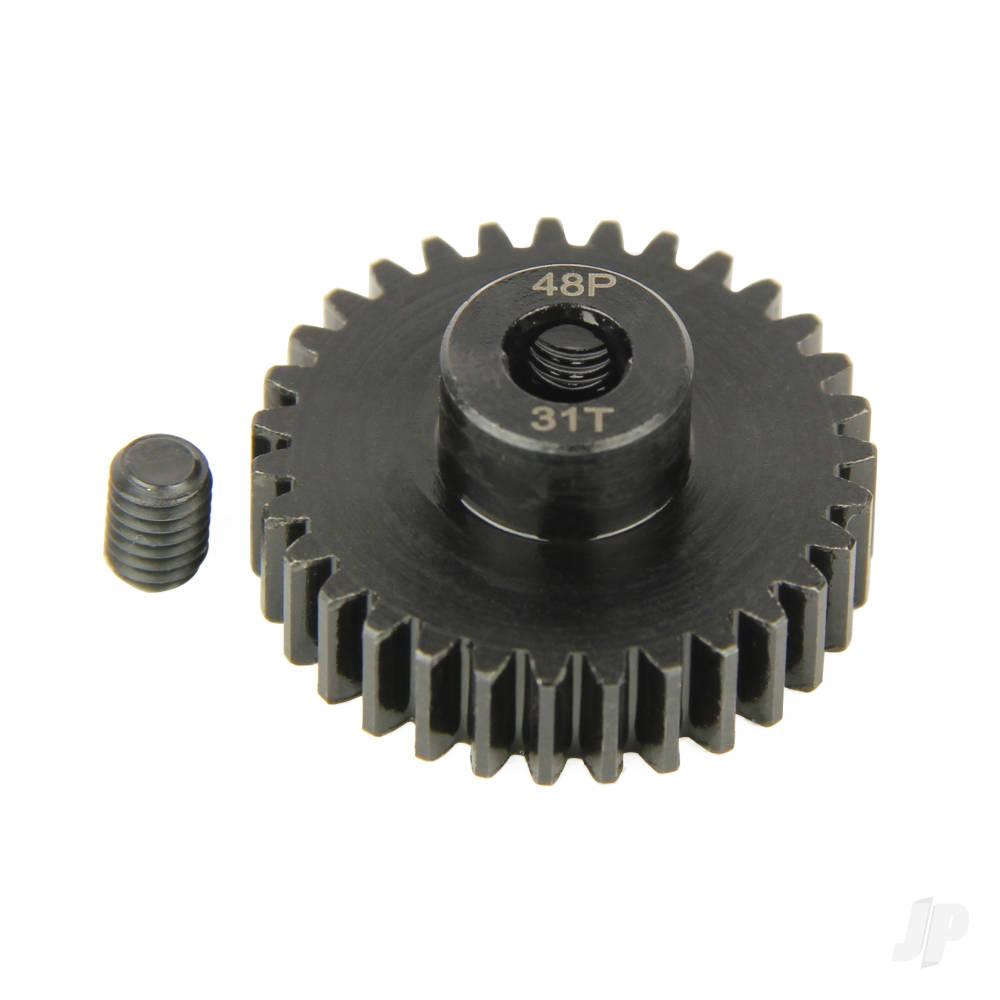 Pinion Gear, 48P, Steel 31T