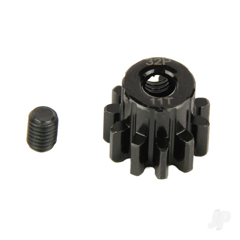 Pinion Gear, 32P, Steel 11T