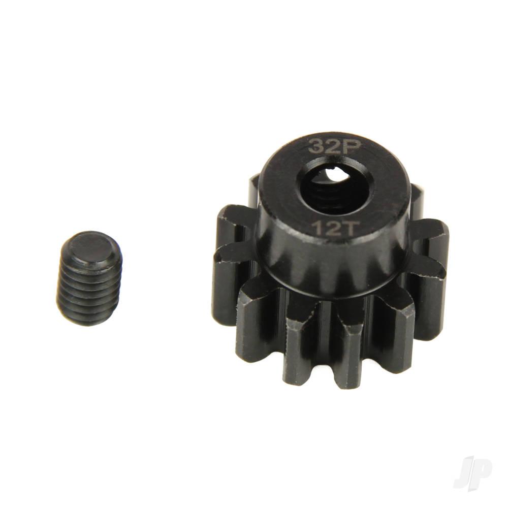 Pinion Gear, 32P, Steel 12T