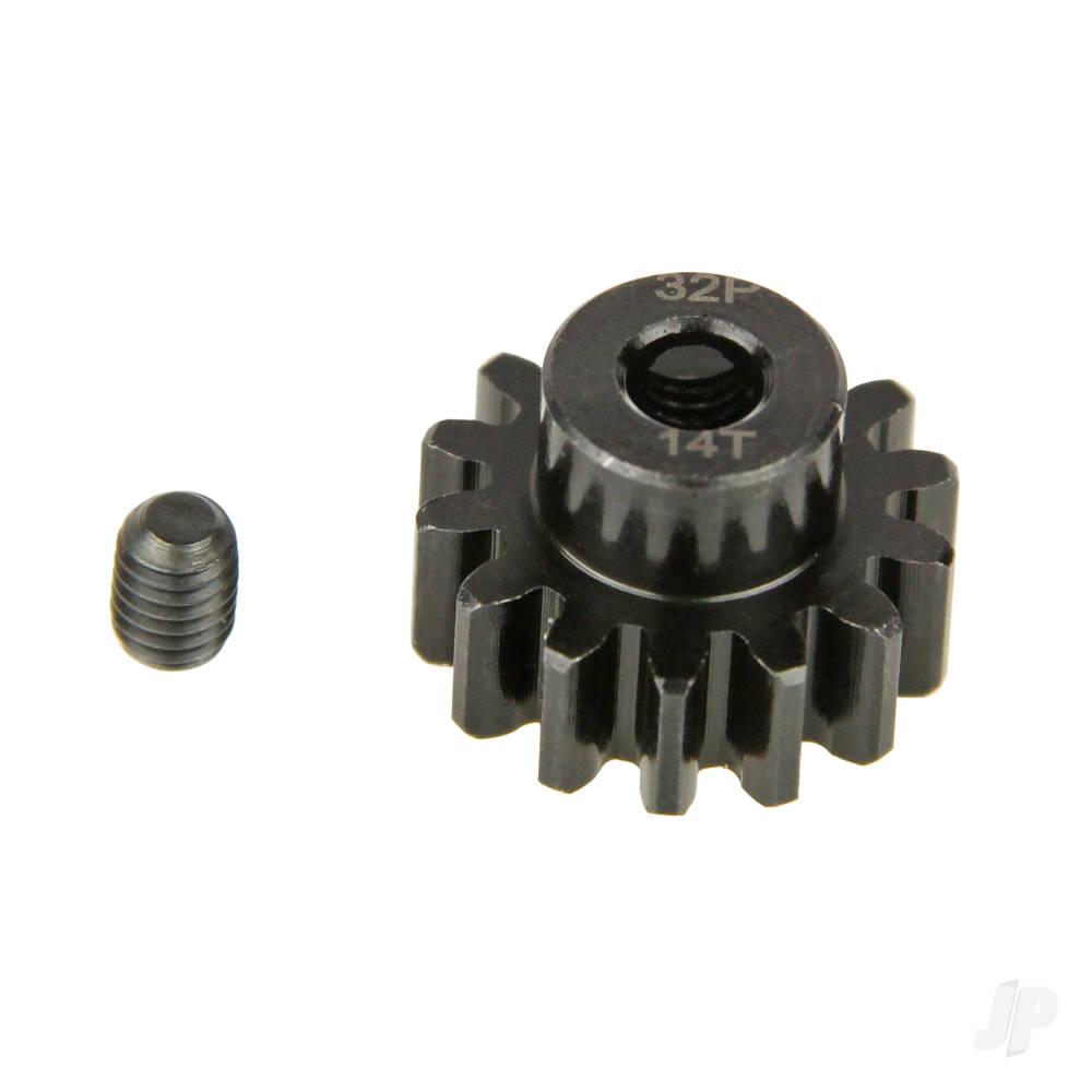 Pinion Gear, 32P, Steel 14T