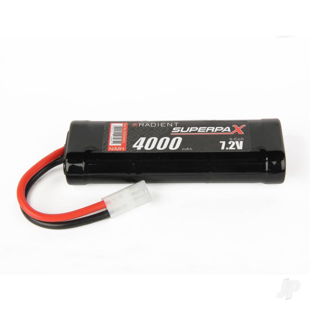 NiMH 7.2V 4000mAh SC Stick, TAM