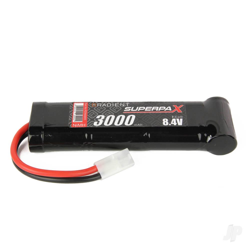 NiMH 8.4V 3000mAh SC 6-1 Stick, TAM