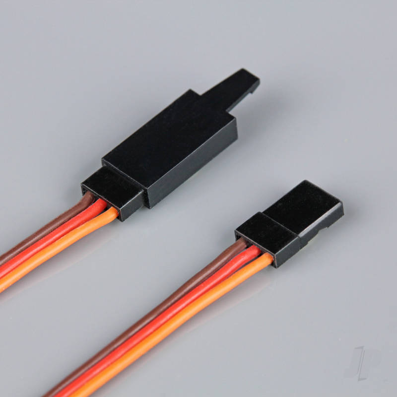 JR HD Extension Lead with Clip 100mm