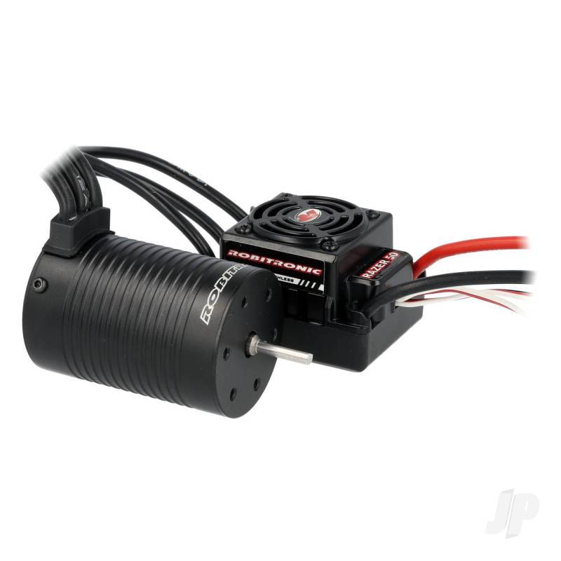 ten Brushless Motor & ESC Combo 50A 3652 3000kV