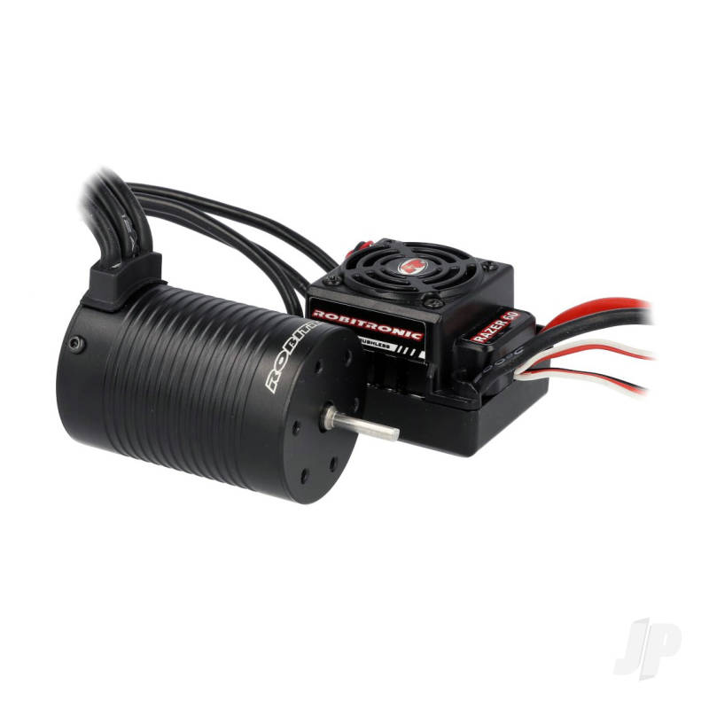 ten Brushless Motor & ESC Combo 60A 3652 4000kV