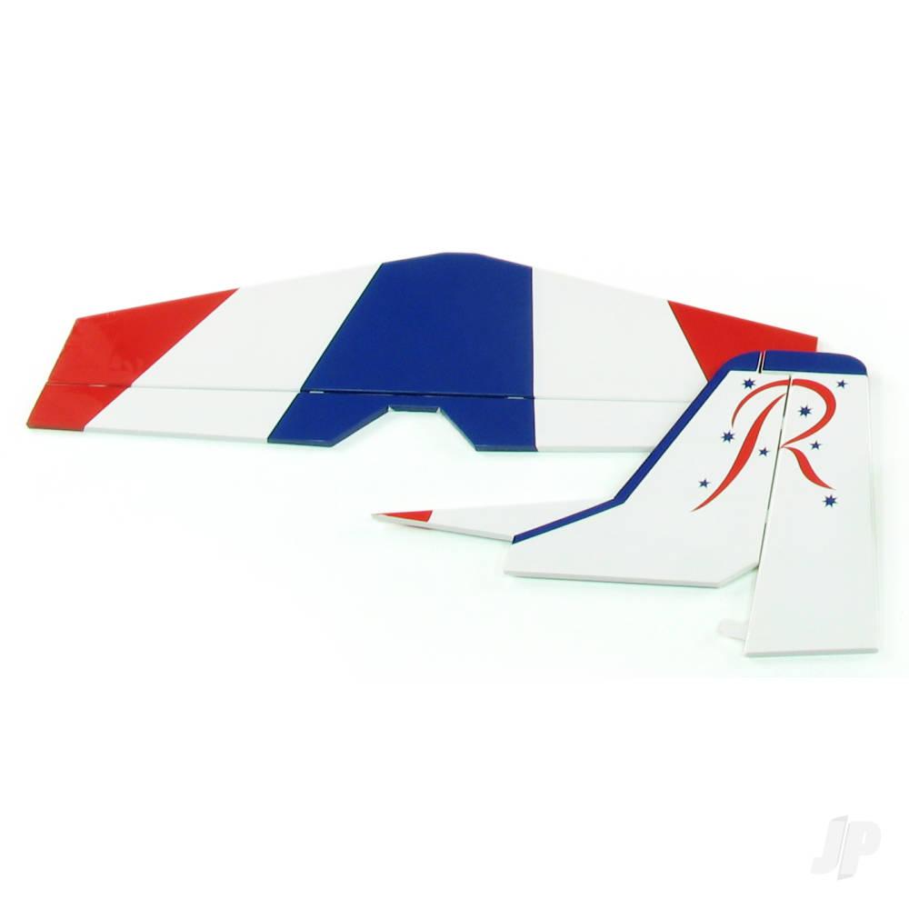 EP PC-9 Roulette Tailplane (for SEA-X8)