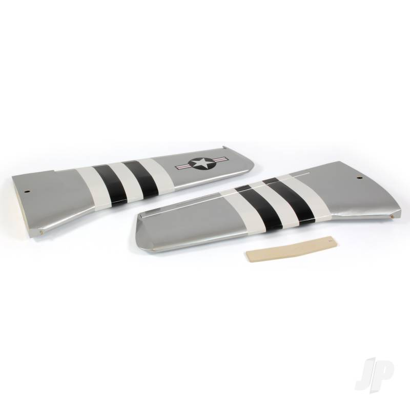 P-51 Mustang Wing Set Complete (for SEA-04)