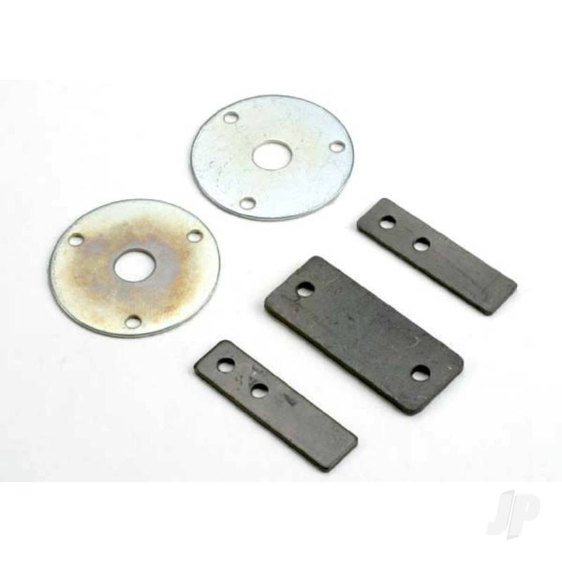 Diff gear side plates / ball joint plate
