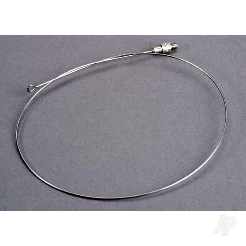 Wire whip antenna