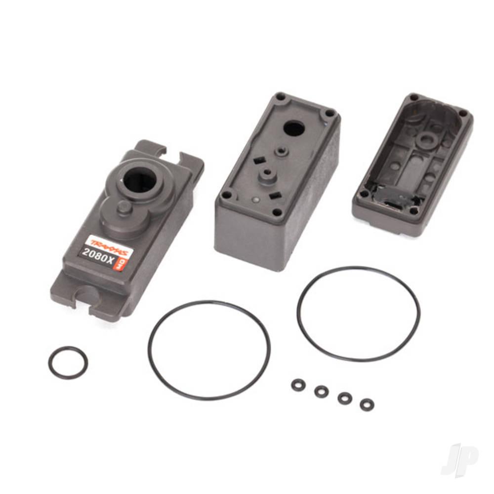 Servo case / gaskets (for 2080X metal micro, waterproof servo)