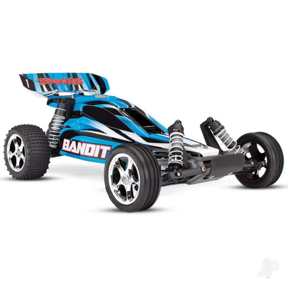Blue Bandit 1:10 2WD Off-Road Buggy (+ TQ, XL-5, Titan 550)