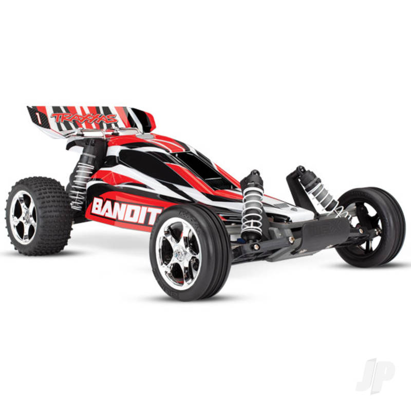 Red Bandit 1:10 Off-Road Buggy (+ TQ)
