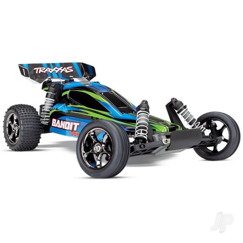 Blue/Green Bandit VXL 1:10 Off-Road Buggy (+ TQi ,TSM)