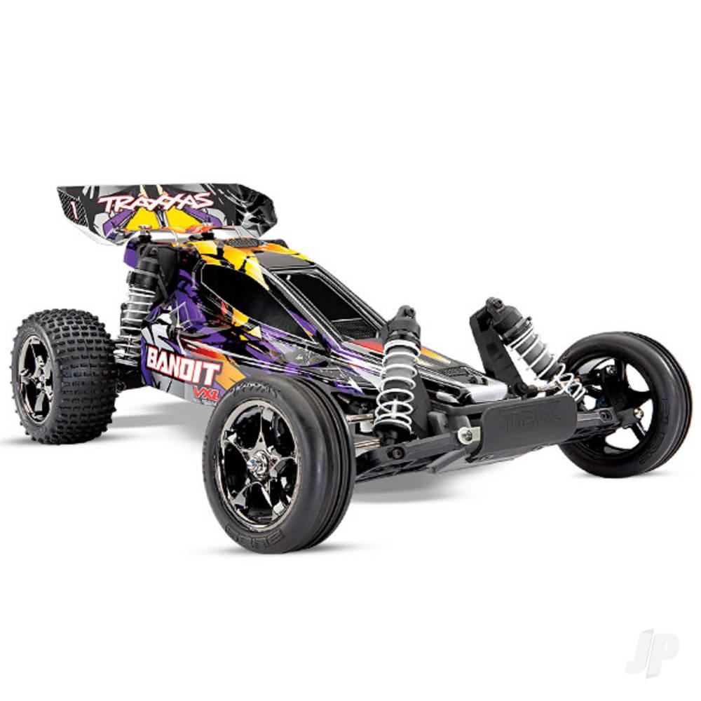 Purple Bandit VXL 1:10 Off-Road Buggy (+ TQi ,TSM)