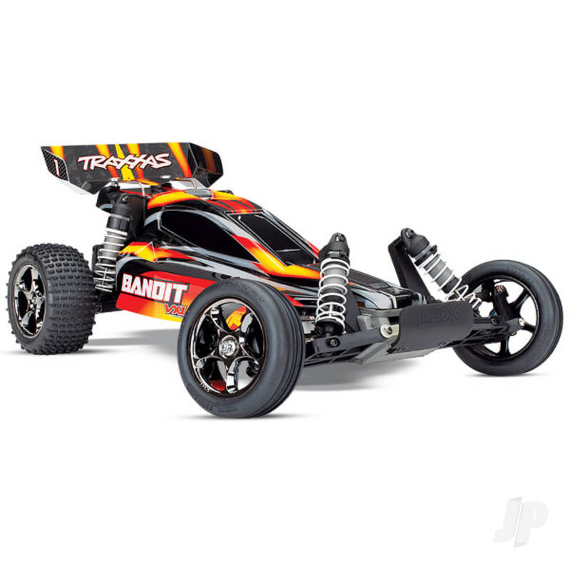 Red/Yellow Bandit VXL 1:10 Off-Road Buggy (+ TQi ,TSM)