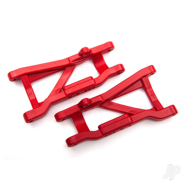 Suspension arms, rear (red) (2) (heavy duty, cold weather material)