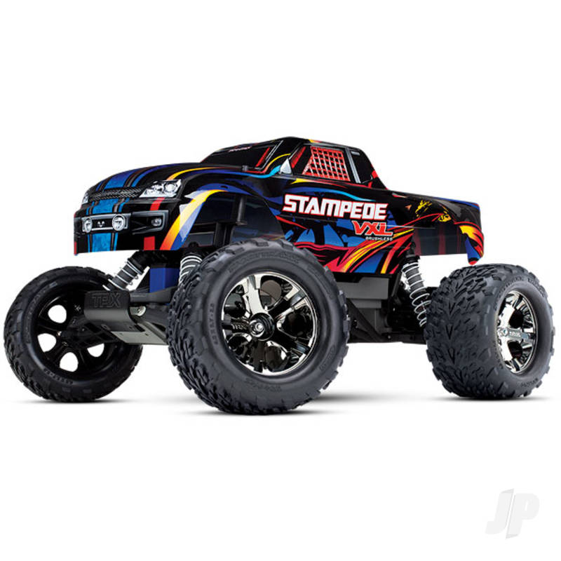 Rock-n-Roll SPD Stampede VXL 1:10 Monster Truck (+ TQi ,TSM)