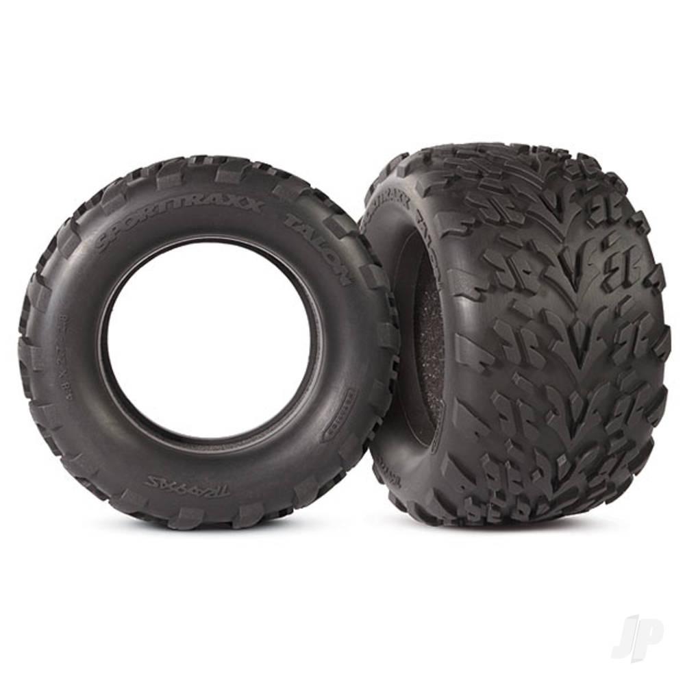 Tyres, Talon 2.8in (2pcs) / foam inserts (2pcs)