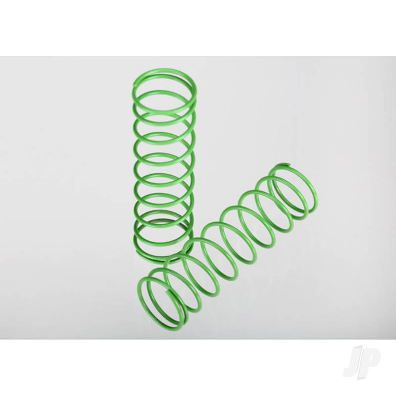 Springs, front (green) (2pcs)