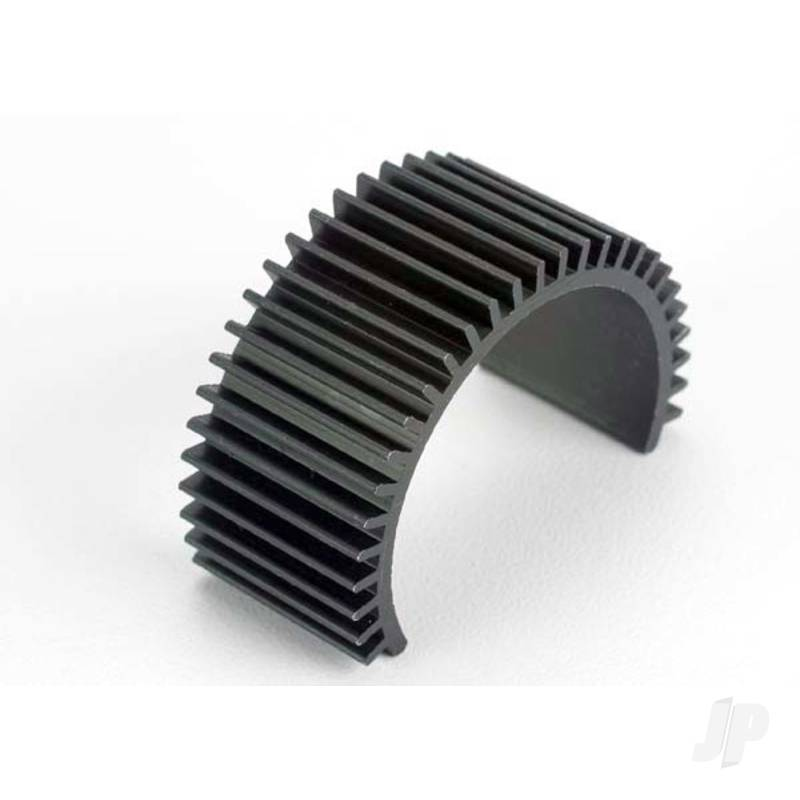 Motor heat sink (finned aluminium)