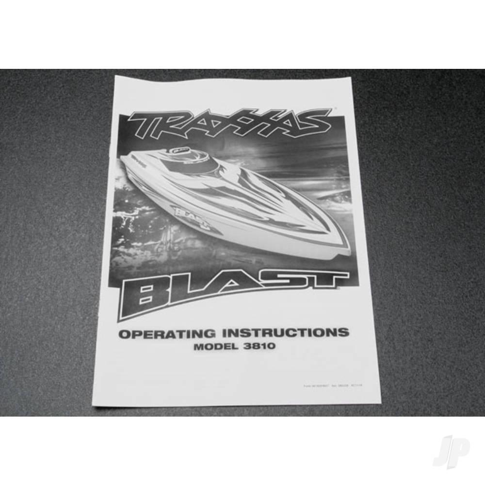 Owner's manual, Blast
