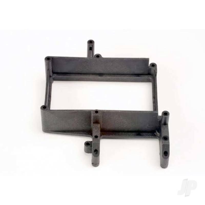 Fuel tank box (holder) / throttle servo mount