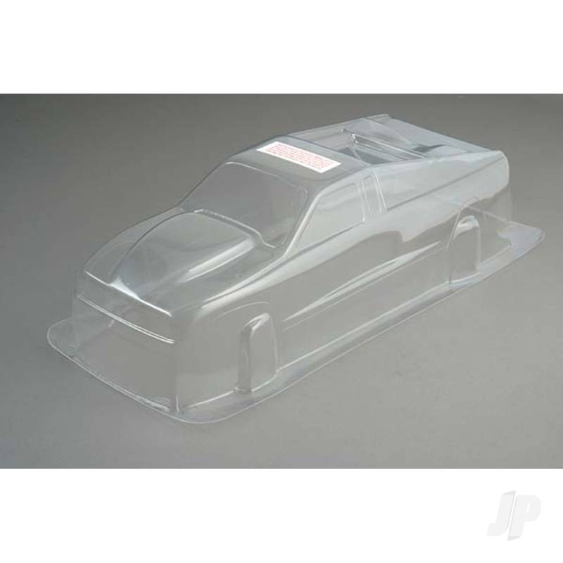 Body, Nitro Sport (Clear, requires painting)