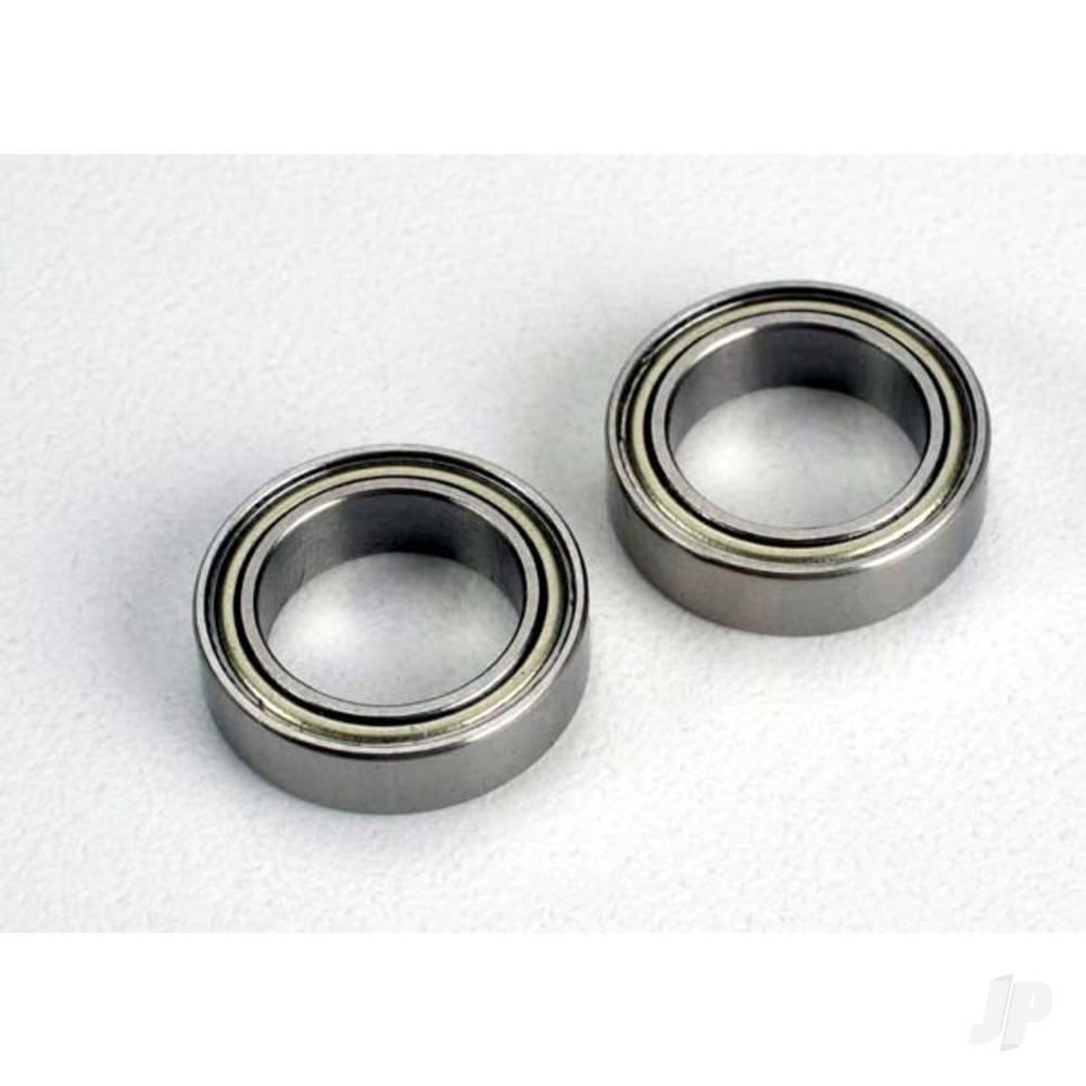 Ball bearings (10x15x4mm) (2 pcs)