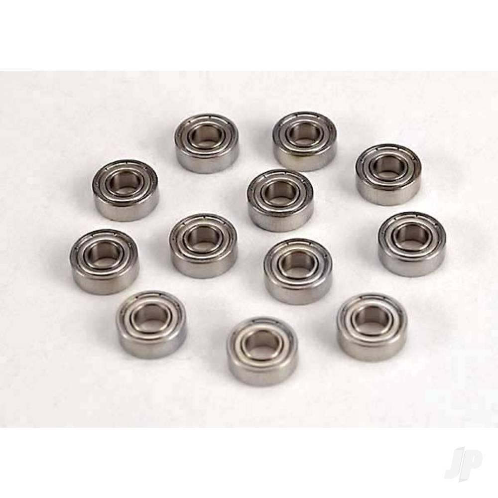 Ball bearings (5x11x4mm) (12 pcs)