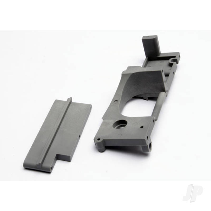 Stiffeners, chassis (left & right) (grey)