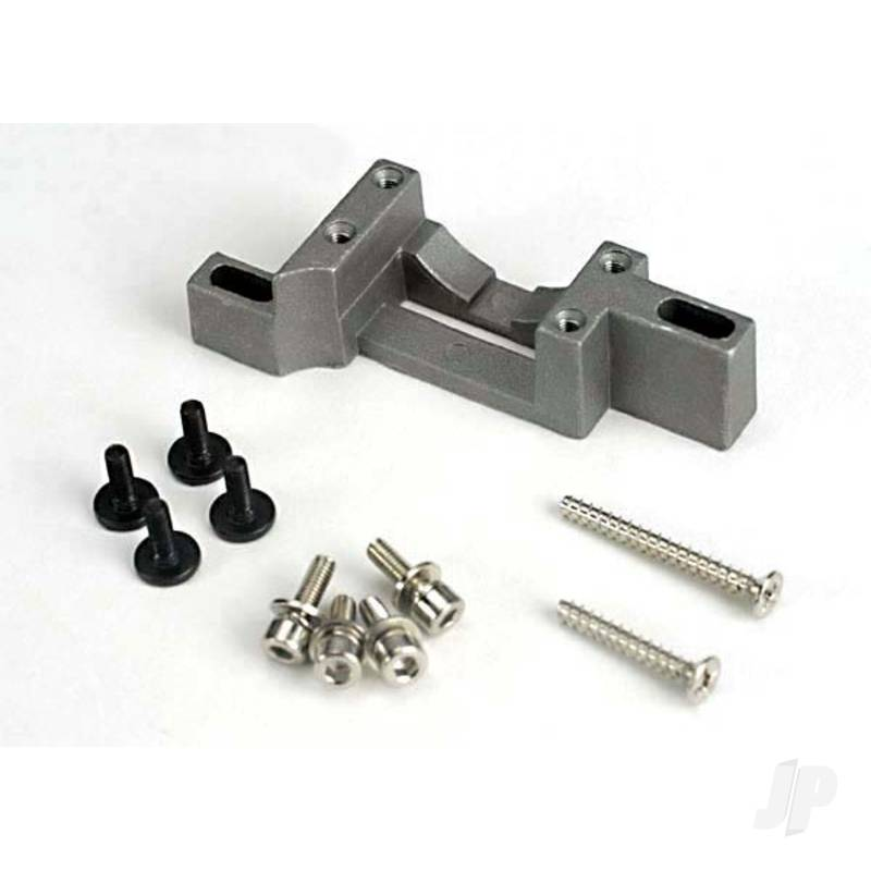 Engine mount, screws (Nitro 4-Tec)