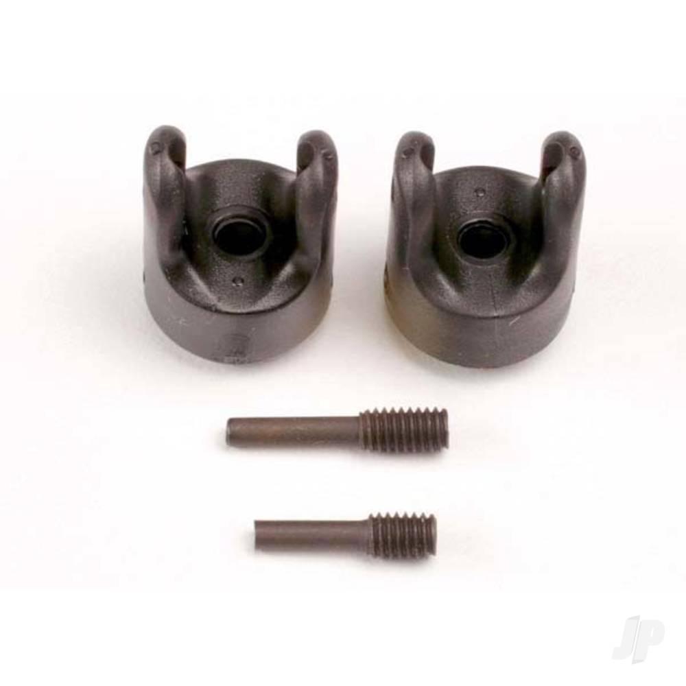 HD transmission yokes (2 pcs)