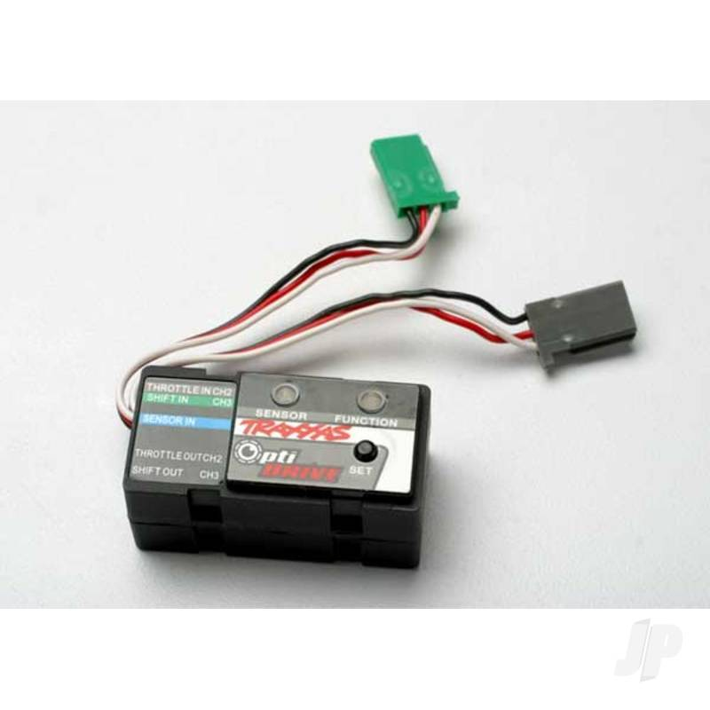 OptiDrive electronic shift module