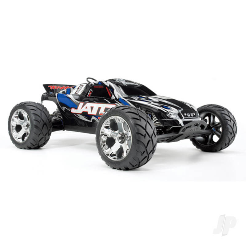 Blue Jato 3.3 1:10 2-Speed Nitro-Powered 2WD Stadium Truck (+ TQi, Wireless Module, TSM)