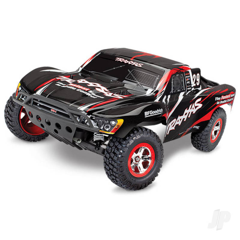 Black Slash 1:10 2WD Short Course Racing Truck (+ TQ)