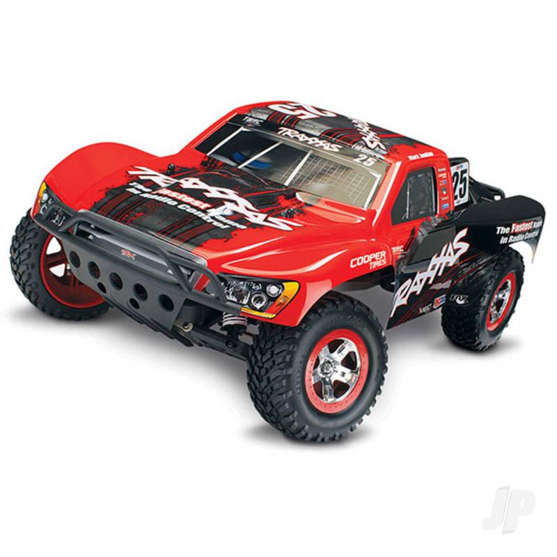 Mark Jenkins Slash 1:10 2WD Short Course Racing Truck (+ TQ)