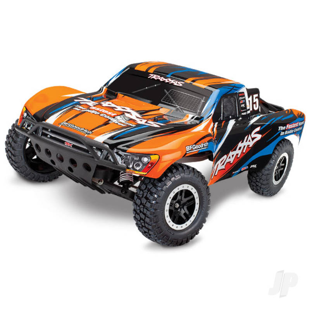 Slash 1:10-Scale 2WD Short Course Racing Truck (+ TQ)